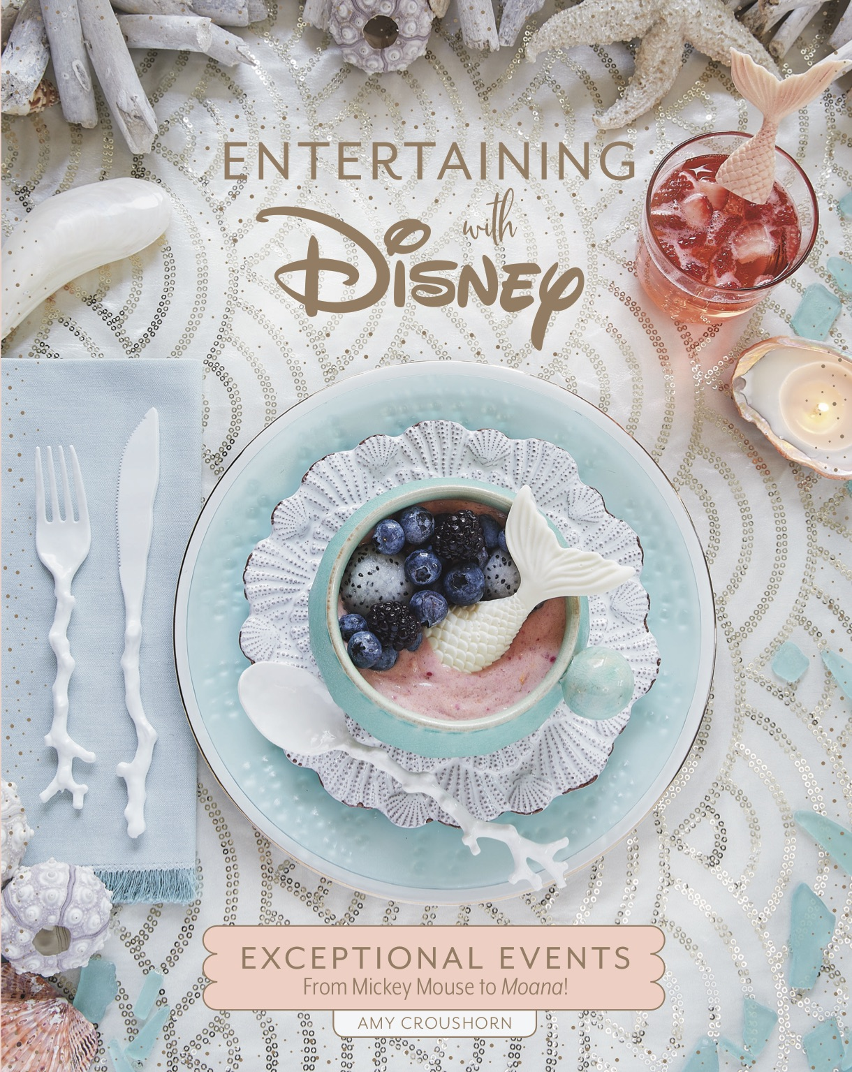 Entertaining With Disney - A Party Planning Book for Disney Lovers 1