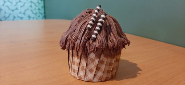 Chewbacca Cupcake Lands At Walt Disney World
