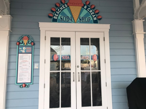 Beaches and Cream Is Now Open At A Temporary Location