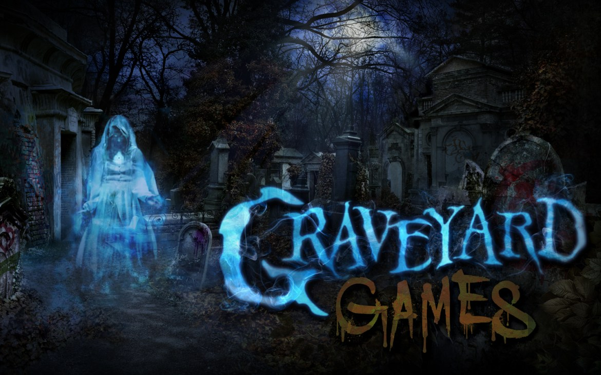Graveyard Games is the final haunted house coming to Halloween Horror Nights 2019