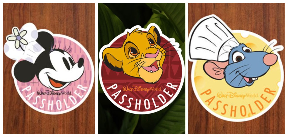 Annual Passholder Fall 2019 Magnets, Merchandise, Perks and More