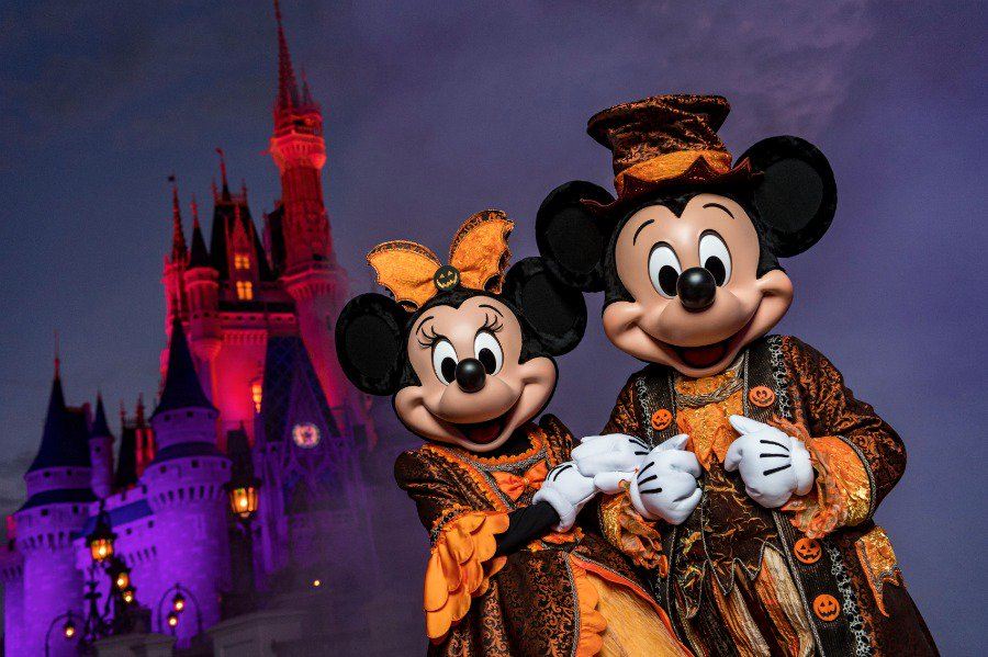 Possible Dates For 2020 Mickey's Not So Scary Halloween Party Revealed!