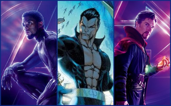 'Avengers: Endgame' Teases Appearance of Namor in the MCU 1
