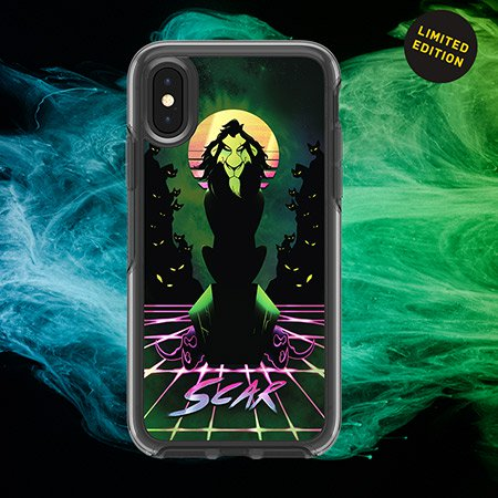 Disney Villains OtterBox Cases From D23 Now Available 5