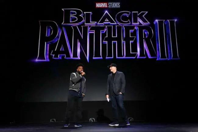 Marvel Announces Black Panther 2
