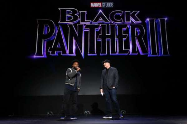 Marvel Announces Black Panther 2