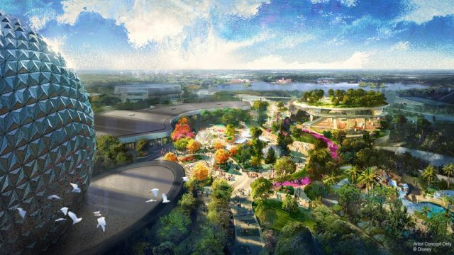 Epcot Transformation Updates Revealed At D23 Expo! 12