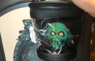 Hatbox Ghost Purse From Loungefly Has Chilling Style