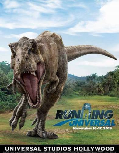 New Running Universal event coming to Universal Studios Hollywood this November 1