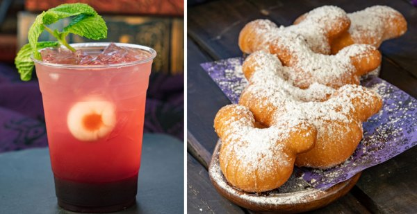 Haunted Mansion 50th Anniversary Eats