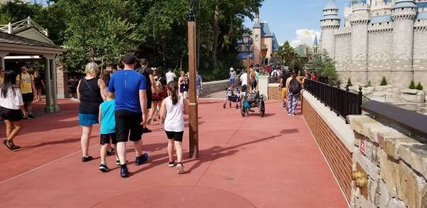 Photos: The Magic Kingdom Walkway is Open Between Liberty Sq and Fantasyland