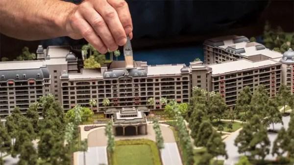 Watch An Exclusive Sneak Peak Of Disney's Riviera Resort 2