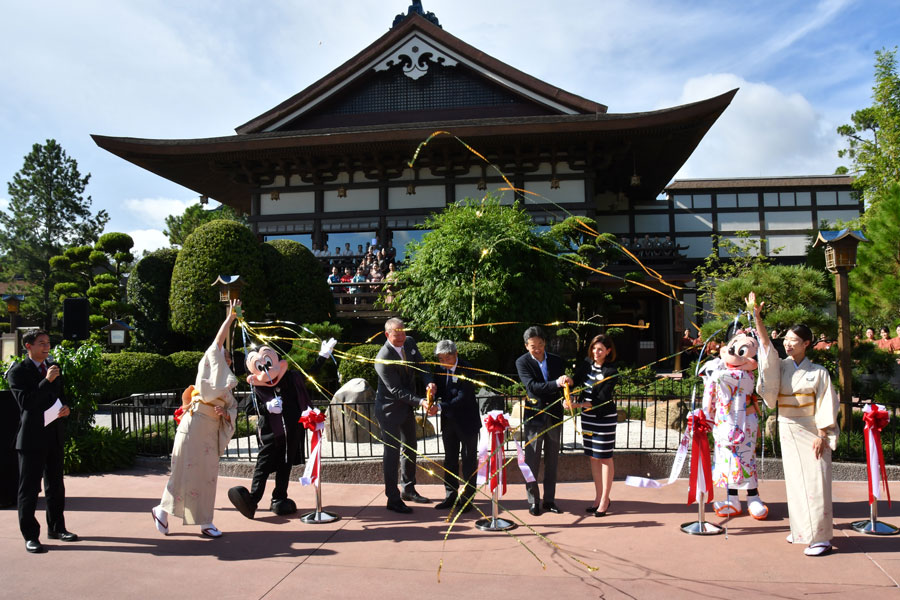 Takumi-Tei Is The Newest Restaurant To Join The Japanese Pavilion In Epcot
