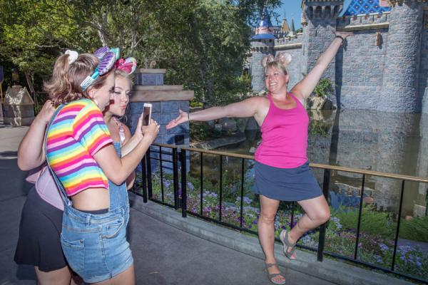 Disneyland 30th Anniversary Ticket Winner Returns To Park