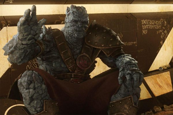 Korg From 'Thor: Ragnarok' Will Have A Bigger Role in 'Thor: Love and Thunder' 3