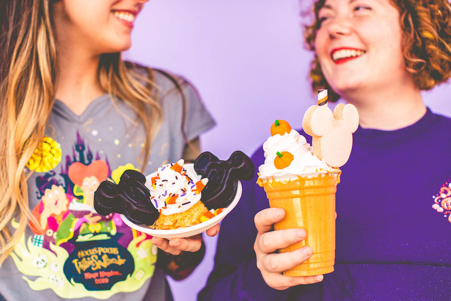 Foodie Guide To Mickey's Not-So-Scary Halloween Party And Halloween At Magic Kingdom