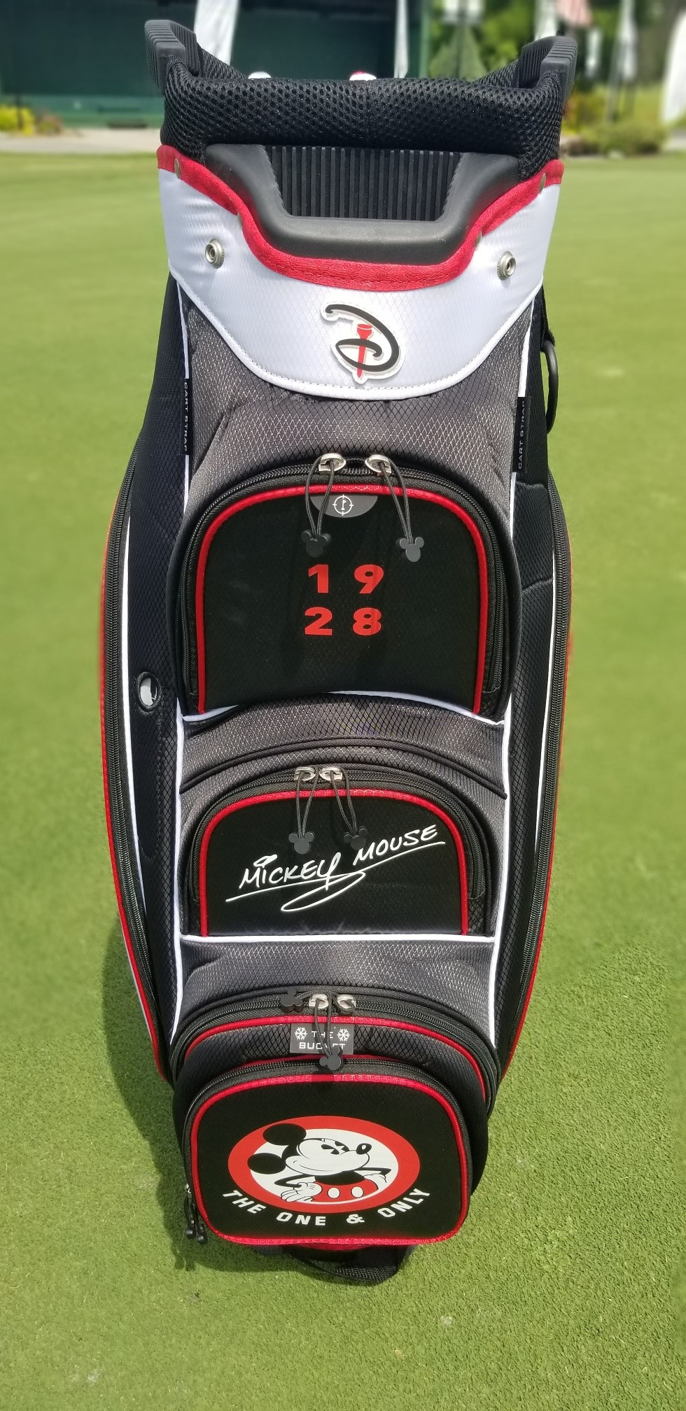 Mickey Mouse Golf Bags