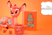 Disney's August Wisdom Collection Features Bambi