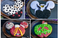 Don't miss these Halloween Treats and Decor at Disneyland Resort Hotels