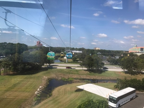 Disney Skyliner the Most Magical Flight On Earth 7