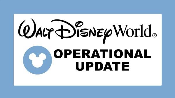 Walt Disney World Resort will resume operations on Sept. 4th 1