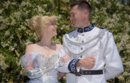Woman Recreates the Cinderella Story Using a Glass Arm and the Photos are Magical