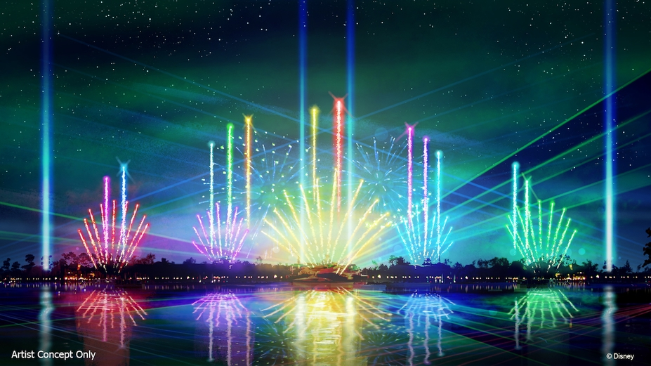 Tests For New Epcot Forever Nighttime Show Start This Month