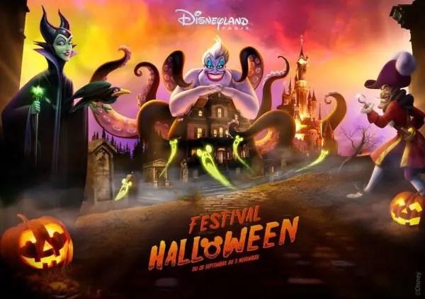 Halloween Soirée Treats at Disneyland Paris Have Been Released!