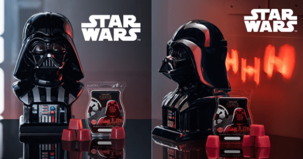 The New Star Wars Scentsy Collection Is Strong With The Force