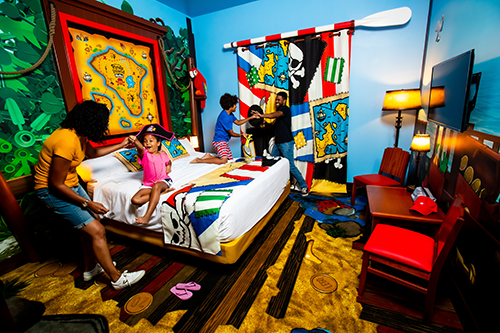 LEGOLAND Florida Reveals First Look at Pirate Island Hotel and Announces Grand Opening on April 17, 2020 3