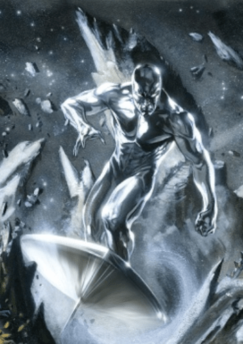 Marvel's Silver Surfer Movie Potentially In The Works! 1