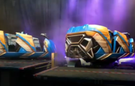 First look at Guardians of the Galaxy: Cosmic Rewind ride vehicles!
