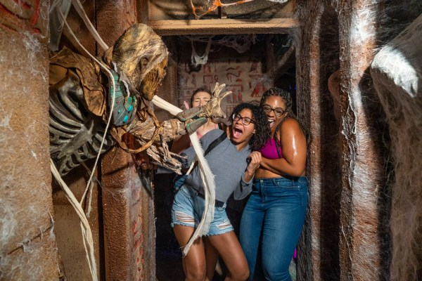 Halloween Horror Nights is now open at Universal Orlando 3