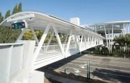 New Bridge To Downtown Disney Now Open