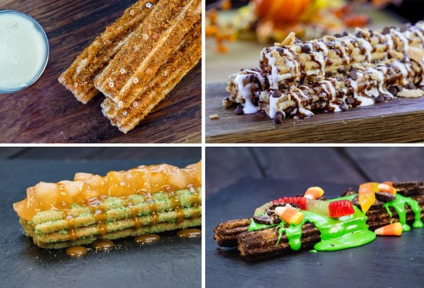 Halloween Time Churros At The Disneyland Resort