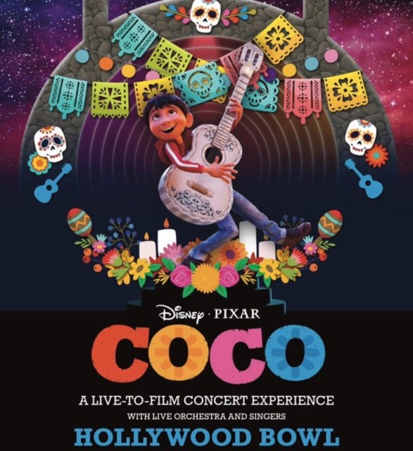 Coco Live In Concert At The Hollywood Bowl