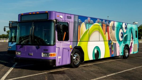 Disney rolling out even more new bus designs at Walt Disney World 2
