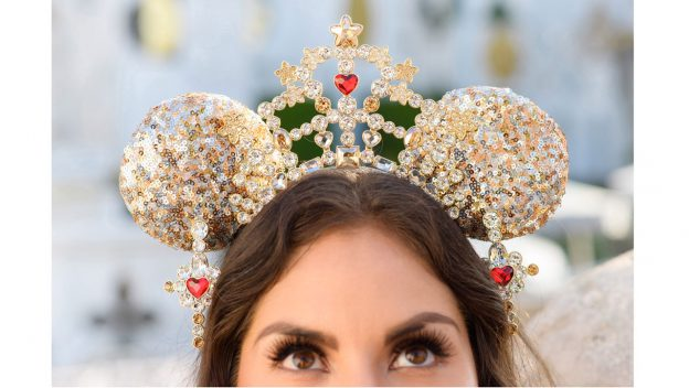 Heidi Klum Minnie Ears Coming Soon To The Disney Parks Designer Collection!