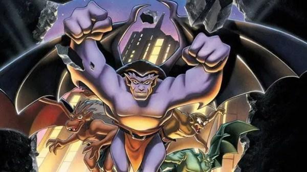 A Disney Original Gargoyles Headed to the List of Disney+ Lineup