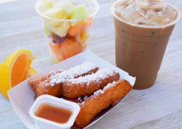 Galactic Grill Breakfast Options
