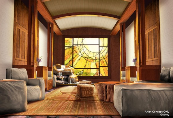 New Spa coming to Disney's Grand Californian Hotel 1