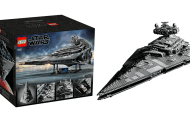 LEGO Imperial Star Destroyer Celebrates 20 Years of LEGO Star Wars
