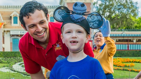 Make-A-Wish Child Receives Surprise Of A Lifetime At Disneyland