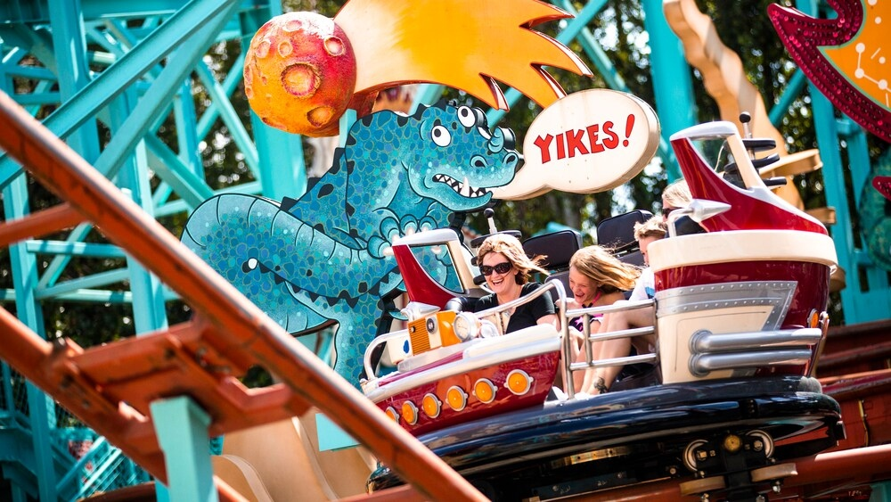 Primeval Whirl Reopening For A Limited Time Next Month