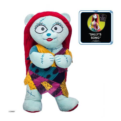 Nightmare Before Christmas Collection Available At Build-A-Bear