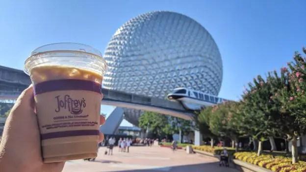 Joffrey's Coffee Celebrates National Coffee Day at Walt Disney World with $1 coffee