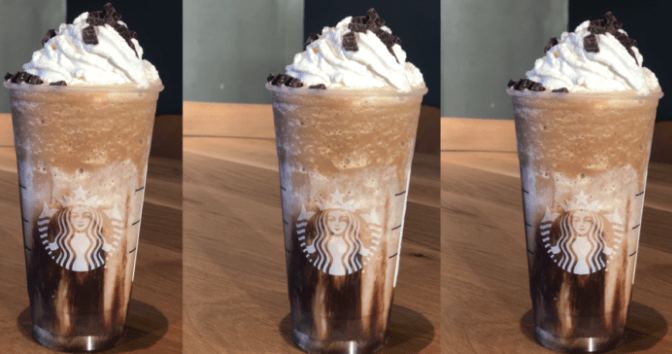 Order a Jack Skellington Frappuccino at Starbucks Using This Recipe!