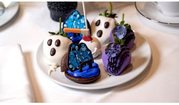 Haunted Mansion 50th Anniversary Tea Party At Disneyland Resort! 2