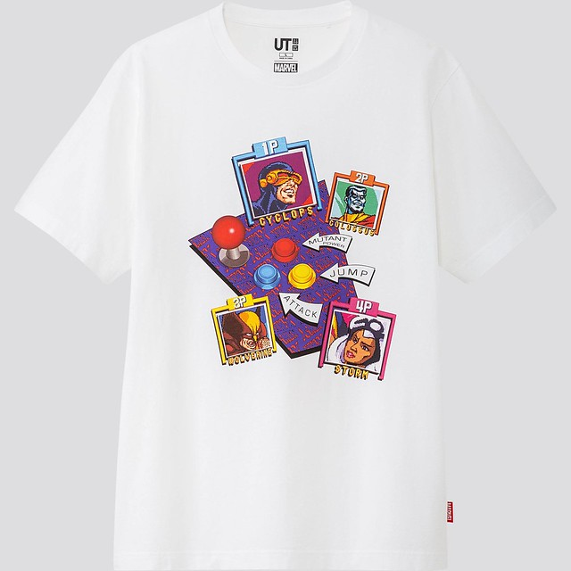 Uniqlo Marvel Collection Celebrates 80 Years Of Marvel Heroes 2