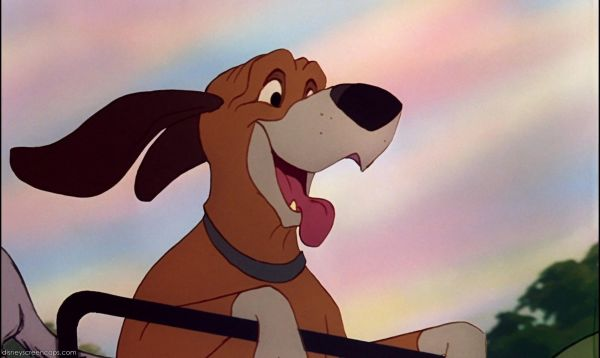 Disney Looking at 'Fox and the Hound' for a Live-Action Remake 3